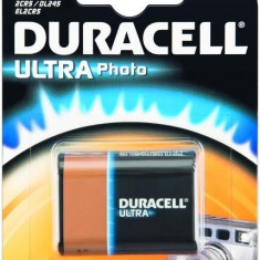 Baterie foto Duracell Ultra M3 model 2CR5 1 buc. Blister - Baterie Aparat foto