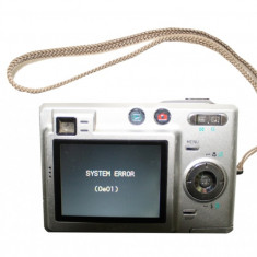 Casio Exilim EX-Z40 4MP - Aparat Foto compact Casio, Compact, Sub 5 Mpx, 4x