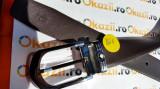 Curea pantaloni barbati MontBlanc piele Platinum Leather collection cod 860