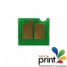 CHIP CARTUS TONER CYAN CE321A / 128A, 1.300 pagini - Chip imprimanta HP