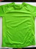 Tricou sport pentru copii, marimea 10-12 ani, de la Decathlon, gama Quechua, Verde, Unisex
