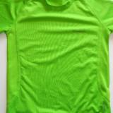 Tricou sport pentru copii, marimea 10-12 ani, de la Decathlon, gama Quechua, Culoare: Verde, Unisex
