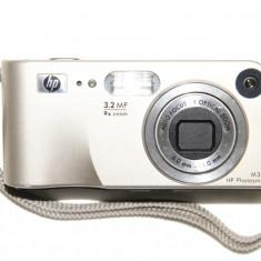 HP Photosmart M305 - Aparat Foto compact HP, Compact, Sub 5 Mpx, 3x