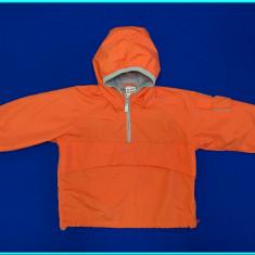 DE FIRMA→ Geaca primavara—toamna, impecabila, H&M → baieti | 3—4 ani | 98—104 cm, Alta, Orange