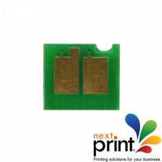 CHIP CARTUS TONER YELLOW CE322A / 128A, 1.300 pagini - Chip imprimanta HP