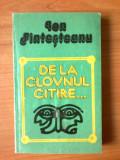 n7 De La Clovnul Citire - Ion Fintesteanu