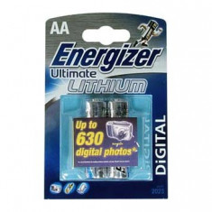 Baterie lithium Energizer model AA 2 buc./blister