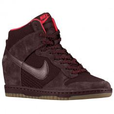 Nike Dunk Sky Hi | 100% originali, import SUA, 10 zile lucratoare - e080516g - Ghete dama