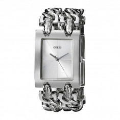 Ceas femei GUESS G75916L Stainless Steel Chain Bracelet Watch | 100% original, import SUA, 10 zile lucratoare - Ceas dama Guess, Casual, Analog
