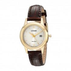 Ceas femei Citizen Watches FE1082-05A Ladies Straps | 100% original, import SUA, 10 zile lucratoare - Ceas dama Citizen, Analog