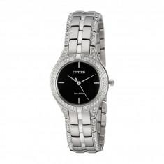 Ceas femei Citizen Watches FE2060-53E Silhouette Crystal | 100% original, import SUA, 10 zile lucratoare - Ceas dama Citizen, Analog