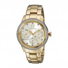 Ceas femei Citizen Watches FD2012-52P Silhouette Crystal | 100% original, import SUA, 10 zile lucratoare - Ceas dama Citizen, Elegant, Analog