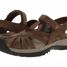 Keen Rose Leather | 100% originali, import SUA, 10 zile lucratoare - Sandale dama