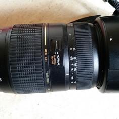 SCHIMB obiectiv Tamron AF-S 70-300mm f4-5.6 Di LD II Macro-Canon - Obiectiv DSLR Tamron, Tele, Autofocus, Canon - EF/EF-S