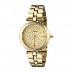 Ceas femei Timex Starlight Stainless Steel Bracelet Watch | 100% original, import SUA, 10 zile lucratoare - Ceas dama Timex, Analog
