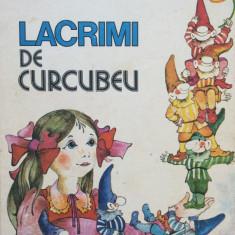 LACRIMI DE CURCUBEU - Marieta Nicolau - Carte de povesti