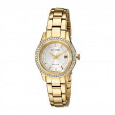 Ceas femei Citizen Watches FE1122-53P Silhouette Crystal | 100% original, import SUA, 10 zile lucratoare - Ceas dama Citizen, Analog