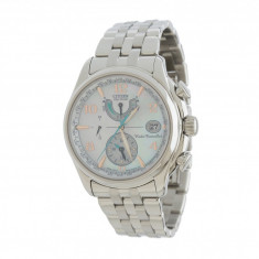 Ceas femei Citizen Watches FC0000-59D World Time A-T Eco-Drive Mother-Of-Pearl Dial Watch | 100% original, import SUA, 10 zile lucratoare - Ceas dama Citizen, Elegant, Analog