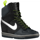 Pantofi sport Nike Dunk Sky Hi Sneaker Boot | 100% originali, import SUA, 10 zile lucratoare, Negru