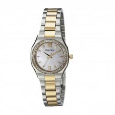 Ceas femei Bulova Ladies Dress - 98R204 | 100% original, import SUA, 10 zile lucratoare - Ceas dama Bulova, Elegant, Analog
