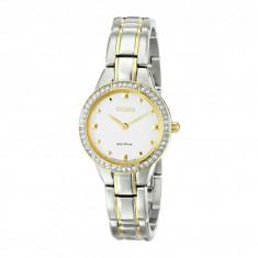 Ceas femei Citizen Watches EX1364-59A Eco-Drive Silhouette Crystal | 100% original, import SUA, 10 zile lucratoare - Ceas dama Citizen, Elegant, Analog