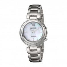 Ceas femei Citizen Watches EM0330-55D Sunrise | 100% original, import SUA, 10 zile lucratoare - Ceas dama