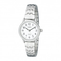 Ceas femei Timex Easy Reader Expansion Band Dress Watch | 100% original, import SUA, 10 zile lucratoare - Ceas dama Timex, Analog