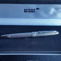 Pix MontBlanc 100 Years Platinum Plated Collection editie limitata cod 400
