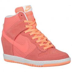 Pantofi sport Nike Dunk Sky Hi   100% originali, import SUA, 10 zile lucratoare - Ghete dama