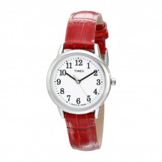 Ceas femei Timex Easy Reader Croco Pattern Leather Strap Watch | 100% original, import SUA, 10 zile lucratoare - Ceas dama