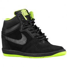 Pantofi sport Nike Force Sky High | 100% originali, import SUA, 10 zile lucratoare - Ghete dama