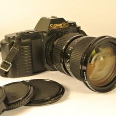 Aparat pe film Canon T50 +obiectiv Canon FD 35-105mm f/3.5 - Aparat Foto cu Film Canon, SLR, Mic