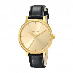 Ceas femei Nixon The Kensington Leather | 100% original, import SUA, 10 zile lucratoare - Ceas dama Nixon, Analog