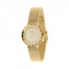 Ceas femei Skagen 456SGSG Swarovski Elements Watch | 100% original, import SUA, 10 zile lucratoare - Ceas dama Skagen, Analog