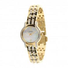 Ceas femei Citizen Watches EX1242-56D Eco-Drive Silhouette Crystal Watch | 100% original, import SUA, 10 zile lucratoare - Ceas dama Citizen, Elegant, Analog