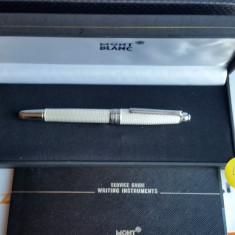 Pix MontBlanc 100 Years Platinum Plated Collection editie limitata cod 401