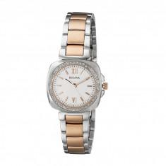 Ceas femei Bulova Ladies Diamond - 98R206 | 100% original, import SUA, 10 zile lucratoare - Ceas dama Bulova, Elegant, Analog