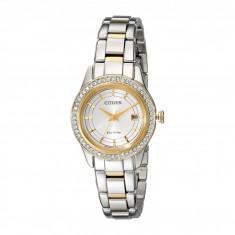 Ceas femei Citizen Watches FE1124-58A Silhouette Crystal | 100% original, import SUA, 10 zile lucratoare - Ceas dama Citizen, Analog