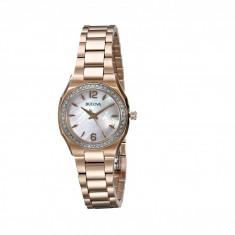 Ceas femei Bulova Ladies Dress - 98R205 | 100% original, import SUA, 10 zile lucratoare - Ceas dama Bulova, Elegant, Analog