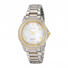 Ceas femei Citizen Watches EM0234-59D Eco-Drive POV | 100% original, import SUA, 10 zile lucratoare - Ceas dama Citizen, Analog