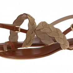 Michael Kors Hanalee Chain | 100% originali, import SUA, 10 zile lucratoare - Sandale dama