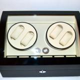 Cutie de intoarcere pentru 4 ceasuri + 6 quartz