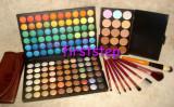 Trusa machiaj farduri MAC 120 culori 7 pensule fond de ten corector concealer !!, Mac Cosmetics