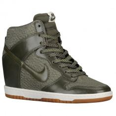 Pantofi sport Nike Dunk Sky Hi | 100% originali, import SUA, 10 zile lucratoare - Ghete dama
