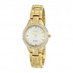 Ceas femei Citizen Watches EX1362-54P Eco-Drive Silhouette Crystal | 100% original, import SUA, 10 zile lucratoare - Ceas dama Citizen, Analog