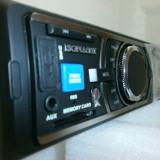 Radio auto cu mp3 slot usb si card sd cu ecran lcd si telecomanda