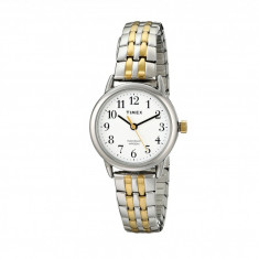 Ceas femei Timex Easy Reader Expansion Band Dress Watch | 100% original, import SUA, 10 zile lucratoare - Ceas dama