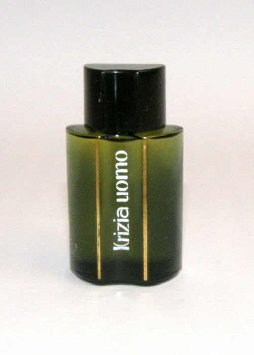 Mini Parfum Vintage Krizia Uomo by Krizia Men Splash (5 ml)