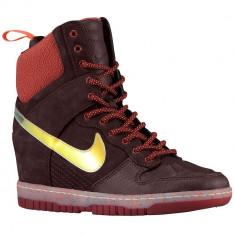 Pantofi sport Nike Dunk Sky Hi Sneaker Boot | 100% originali, import SUA, 10 zile lucratoare - Ghete dama