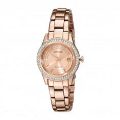 Ceas femei Citizen Watches FE1123-51Q Silhouette Crystal | 100% original, import SUA, 10 zile lucratoare - Ceas dama Citizen, Analog